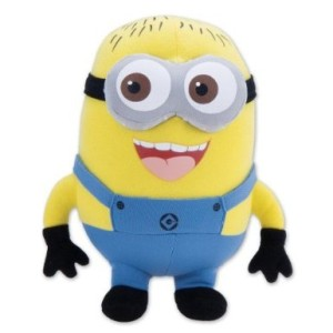 minion jorge plush toy